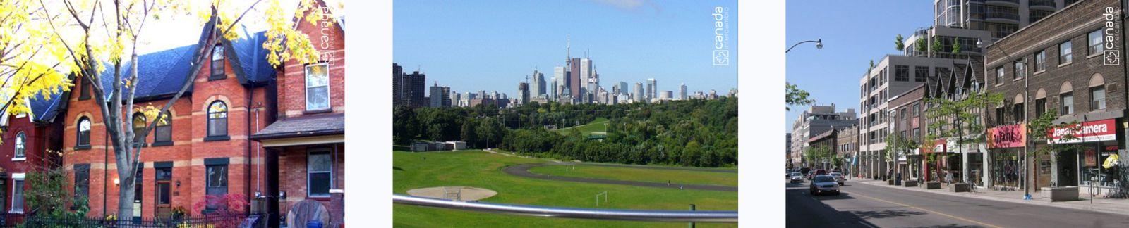 Riverdale. Toronto