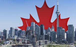 Estude e trabalhe no Canadá