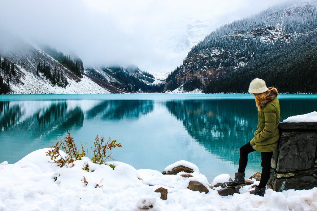inverno no canada
