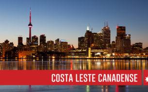 Costa leste Canada